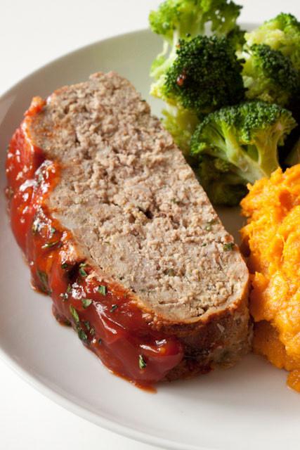Easy Turkey Meatloaf  Fool Proof Turkey Meatloaf