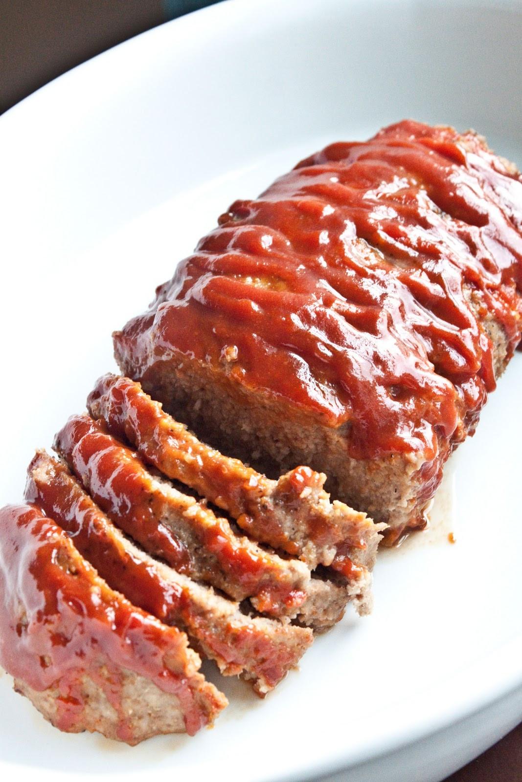 Easy Turkey Meatloaf  Easy Meatloaf Recipe — Dishmaps