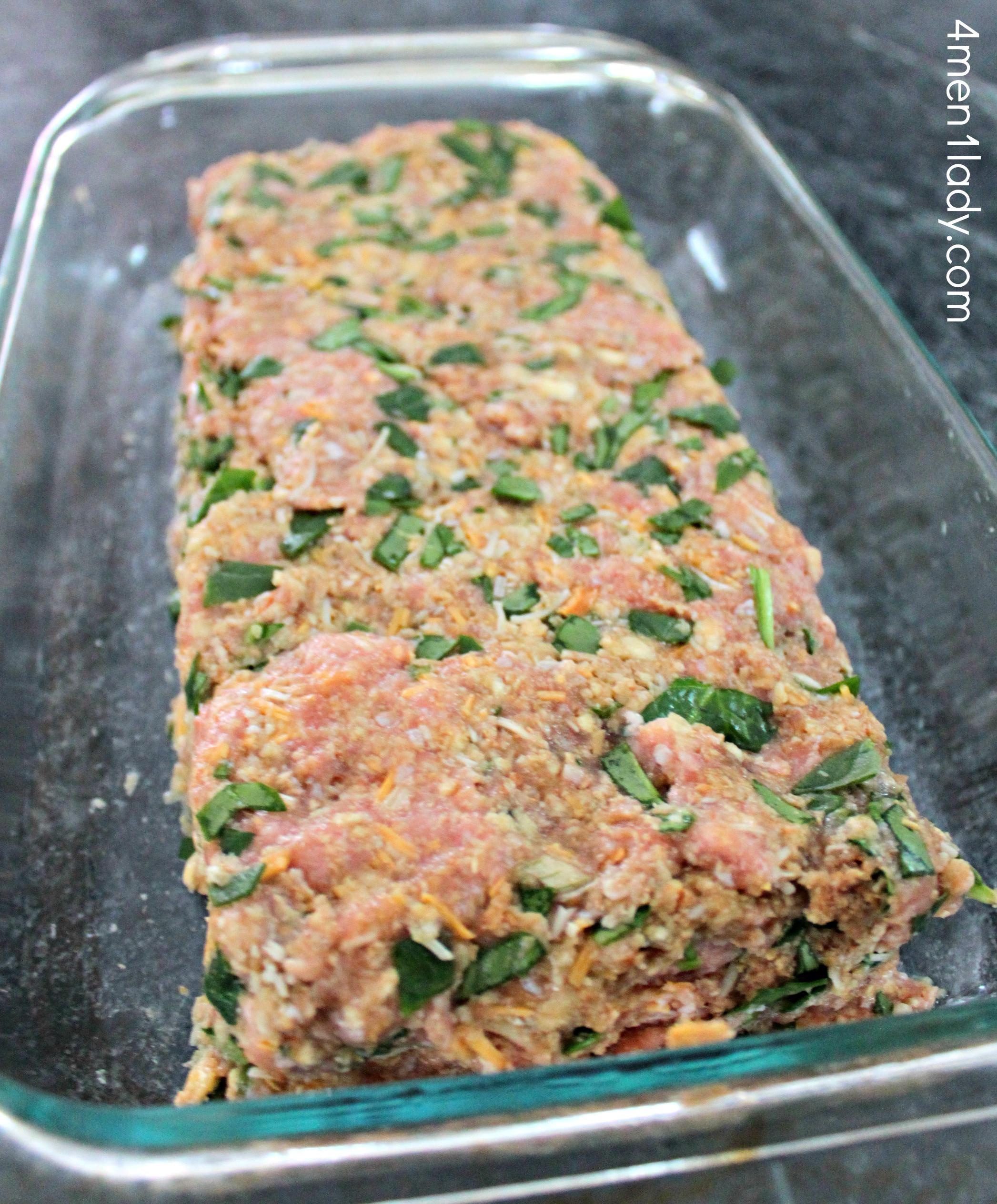Easy Turkey Meatloaf  Foo Friday – Easy turkey meatloaf