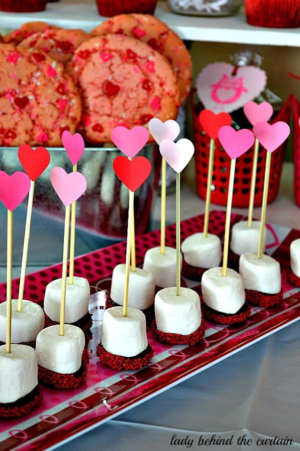 Easy Valentine Desserts  Owl Always Be Your Valentine Kid s Valentine s Day