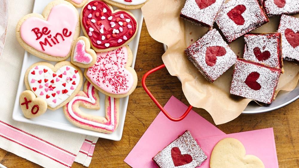 Easy Valentine Desserts  12 Easy Valentine Desserts to ♥ Pillsbury