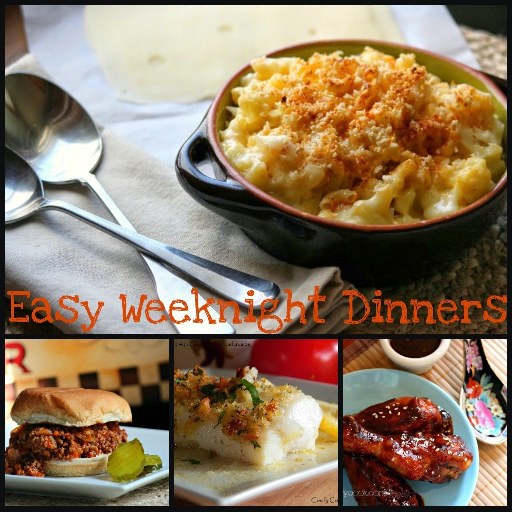 Easy Weeknight Dinners For Two  fy Cuisine Home Recipes from Family & Friends Easy