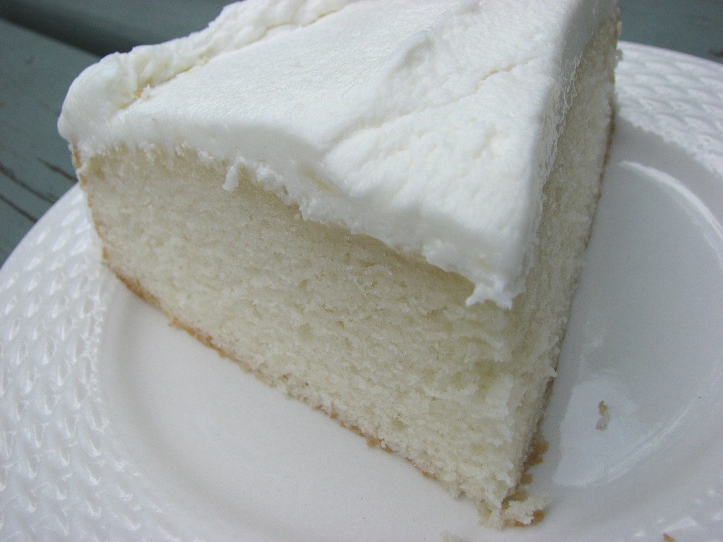 Easy White Cake Recipe  Heidi Bakes My now favorite White Cake recipe