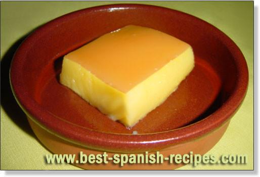 Egg Desserts Recipe  Spanish Desserts Recipes