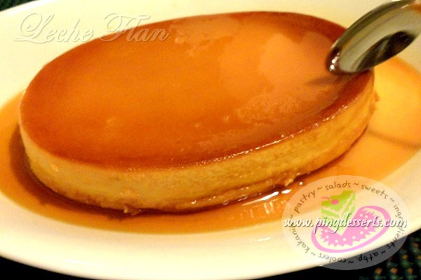 Egg Desserts Recipe  How to cook Leche Flan