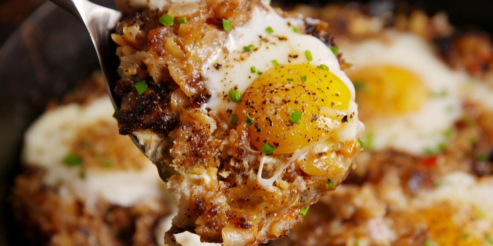 Egg Dinner Recipes  100 Easy Egg Recipes Best Ways to Cook Eggs for Dinner