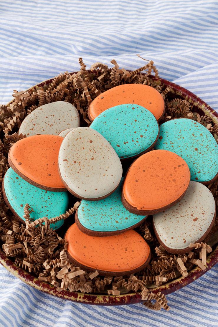 Egg Free Sugar Cookies  Speckled Egg Cookies
