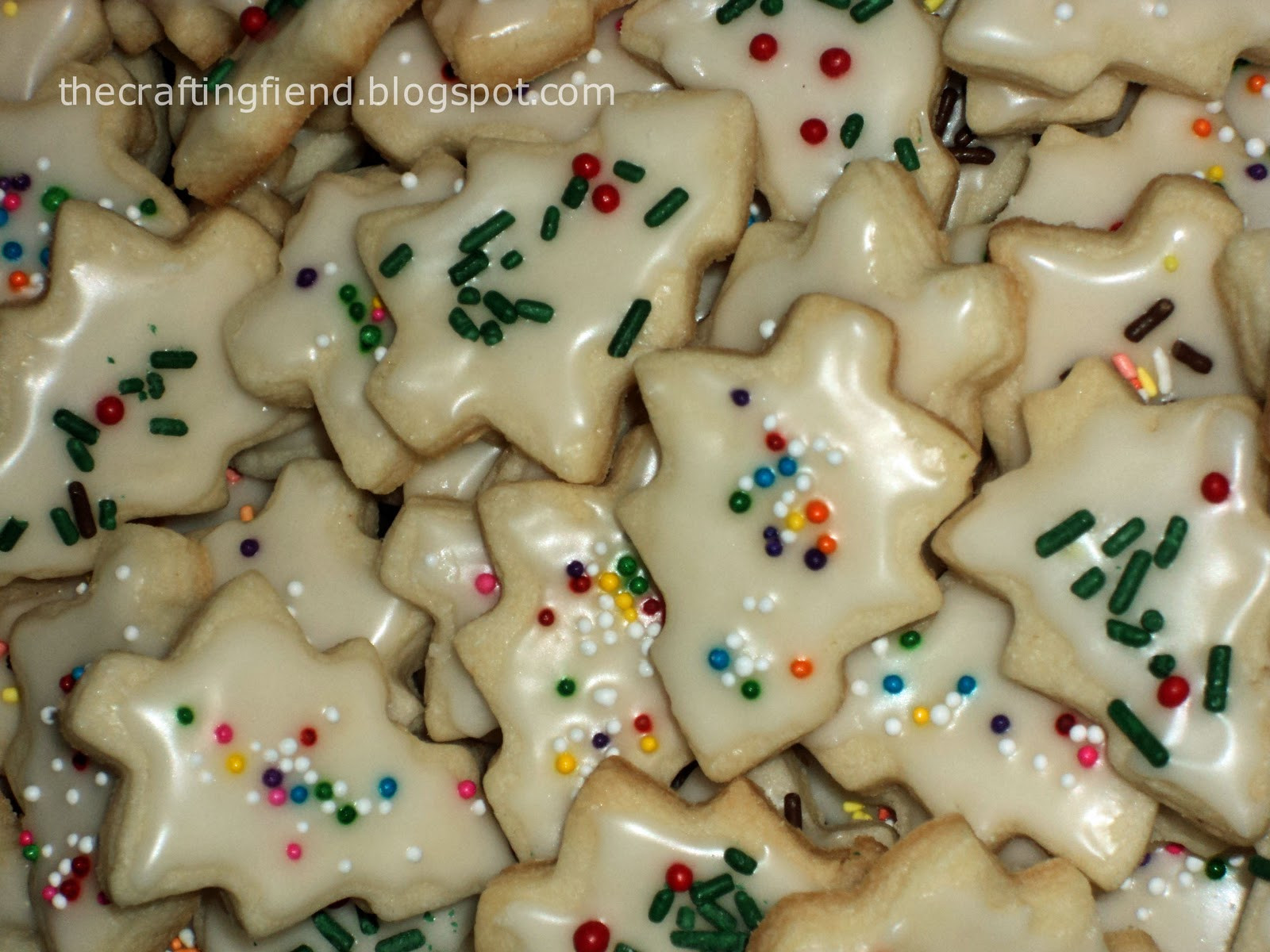 Egg Free Sugar Cookies  Sugar Cookies Dairy and egg free The Crafting Fiend
