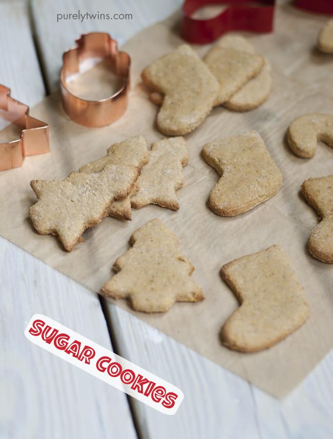 Egg Free Sugar Cookies  the best sugar cookies egg free grain free