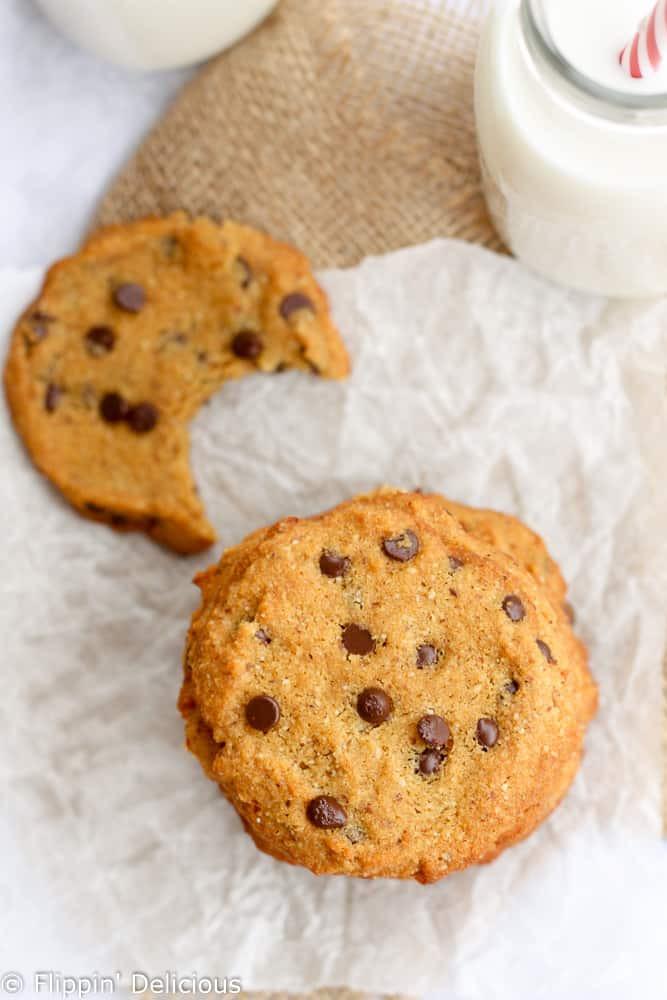 Egg Free Sugar Cookies  Coconut Flour Cookies