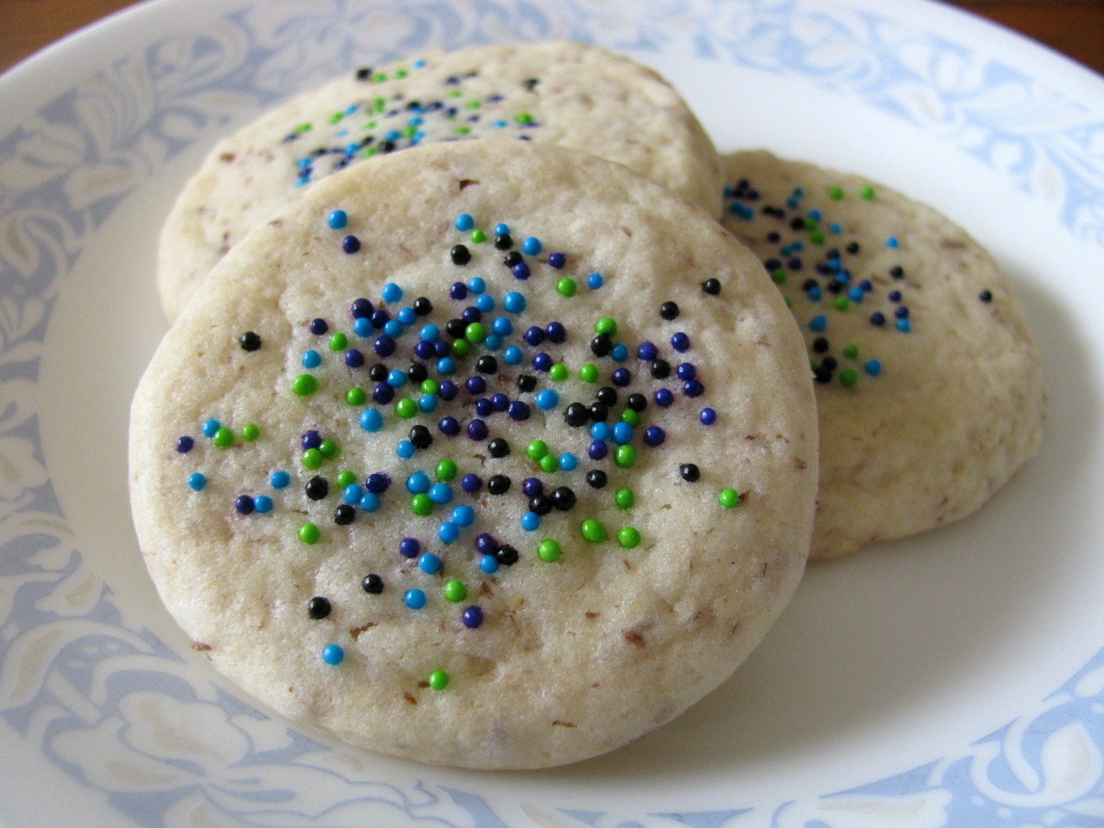 Egg Free Sugar Cookies  Egg & Dairy Substitutions making a recipe egg and milk free
