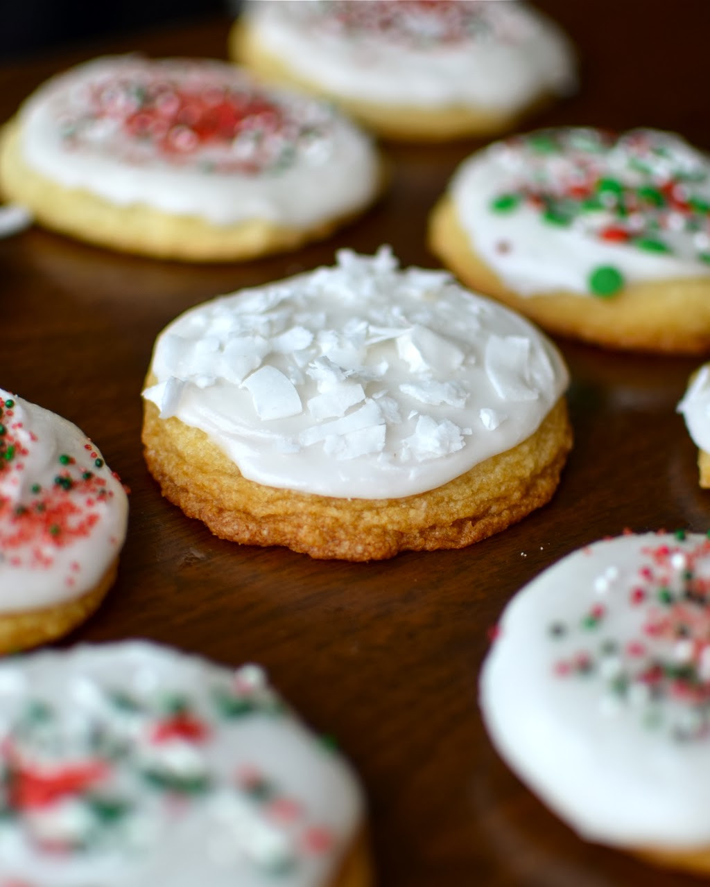 Egg Free Sugar Cookies  Yammie s Noshery Chewy Sugar Cookies Gluten Egg and
