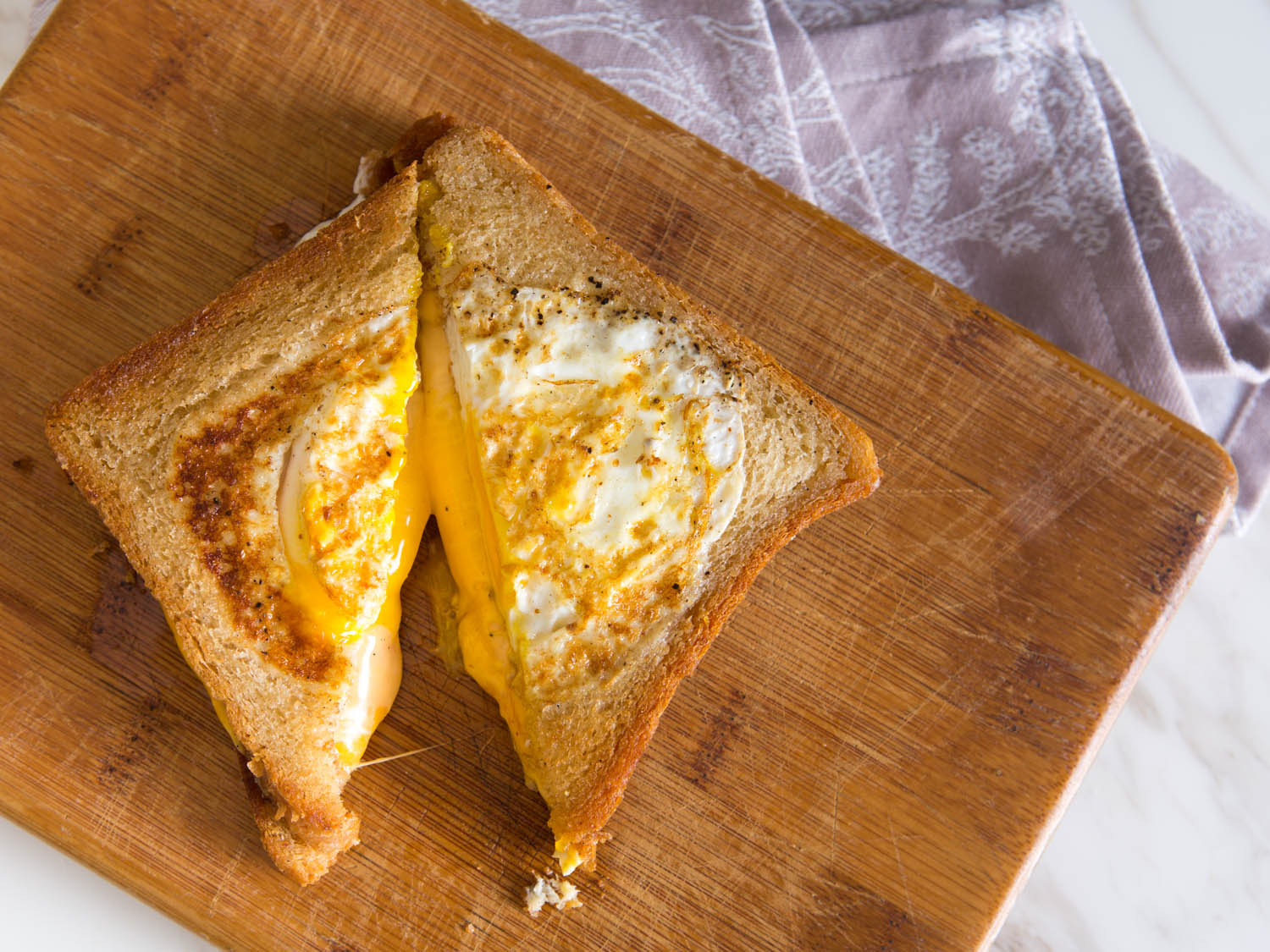 Egg In Bread  25 Recipes for Super Satisfying Sandwiches