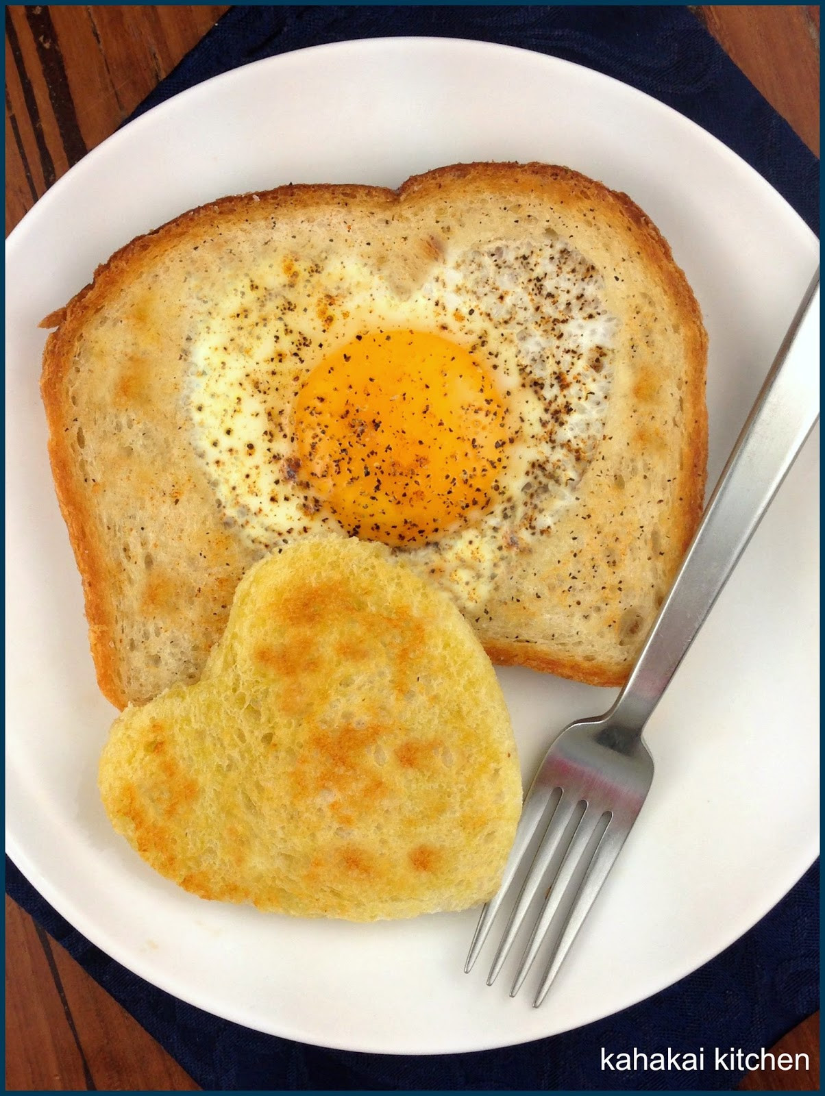 Egg In Bread  Kahakai Kitchen The Book Tour Stops Here A Review
