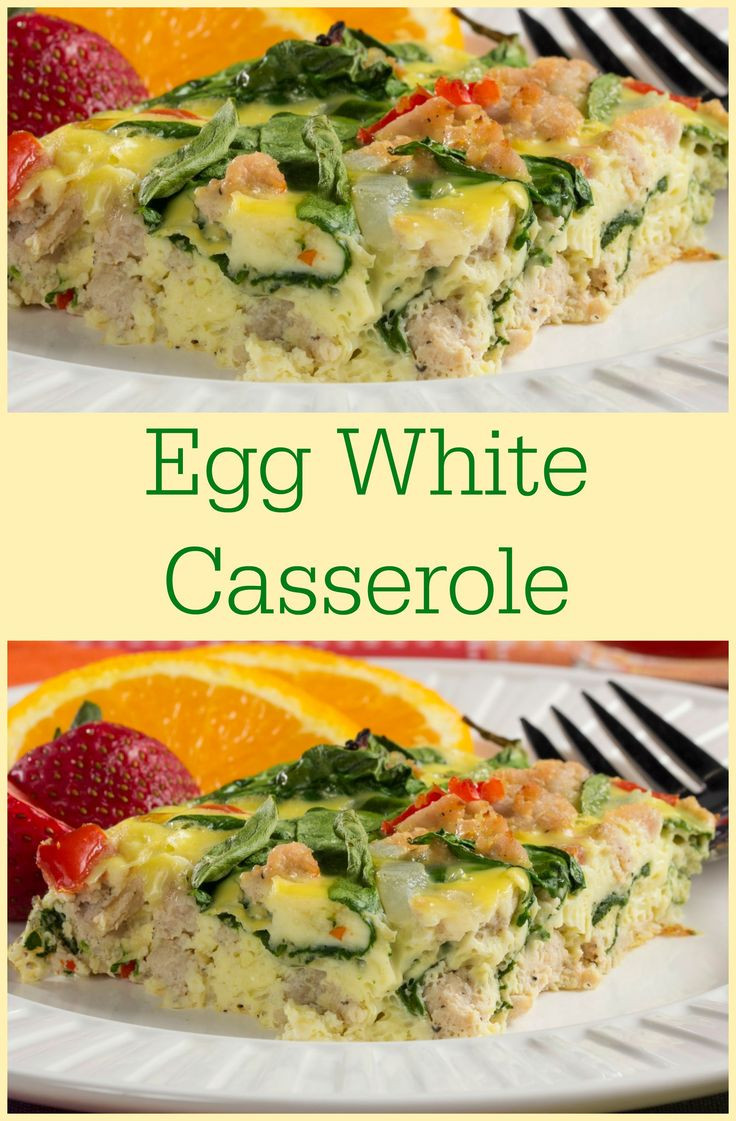Egg Whites Breakfast Recipes  129 best Low Carb Recipes images on Pinterest