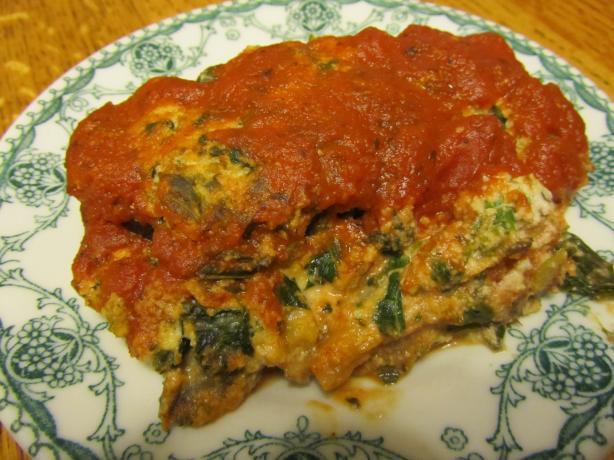 Eggplant Lasagna Vegan  Vegan Eggplant Lasagna Recipe Food