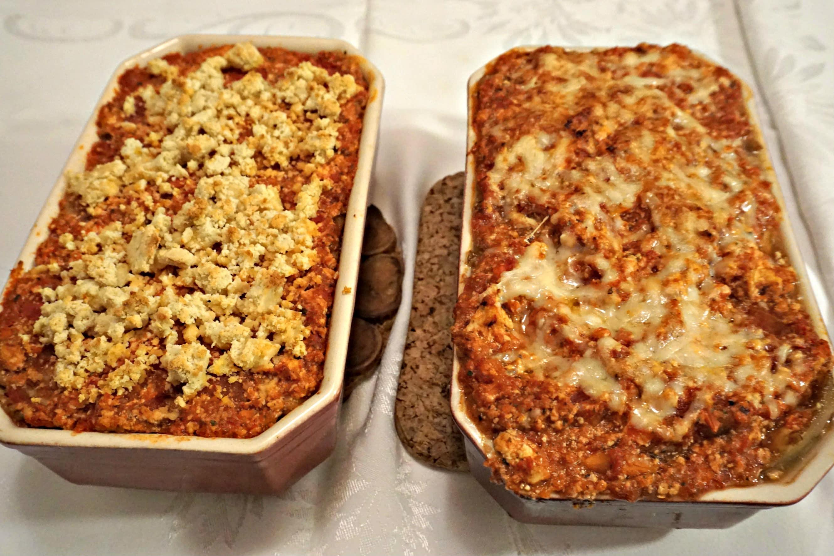 Eggplant Lasagna Vegan  Vegan Eggplant Lasagna without Pasta BELGIAN FOODIE