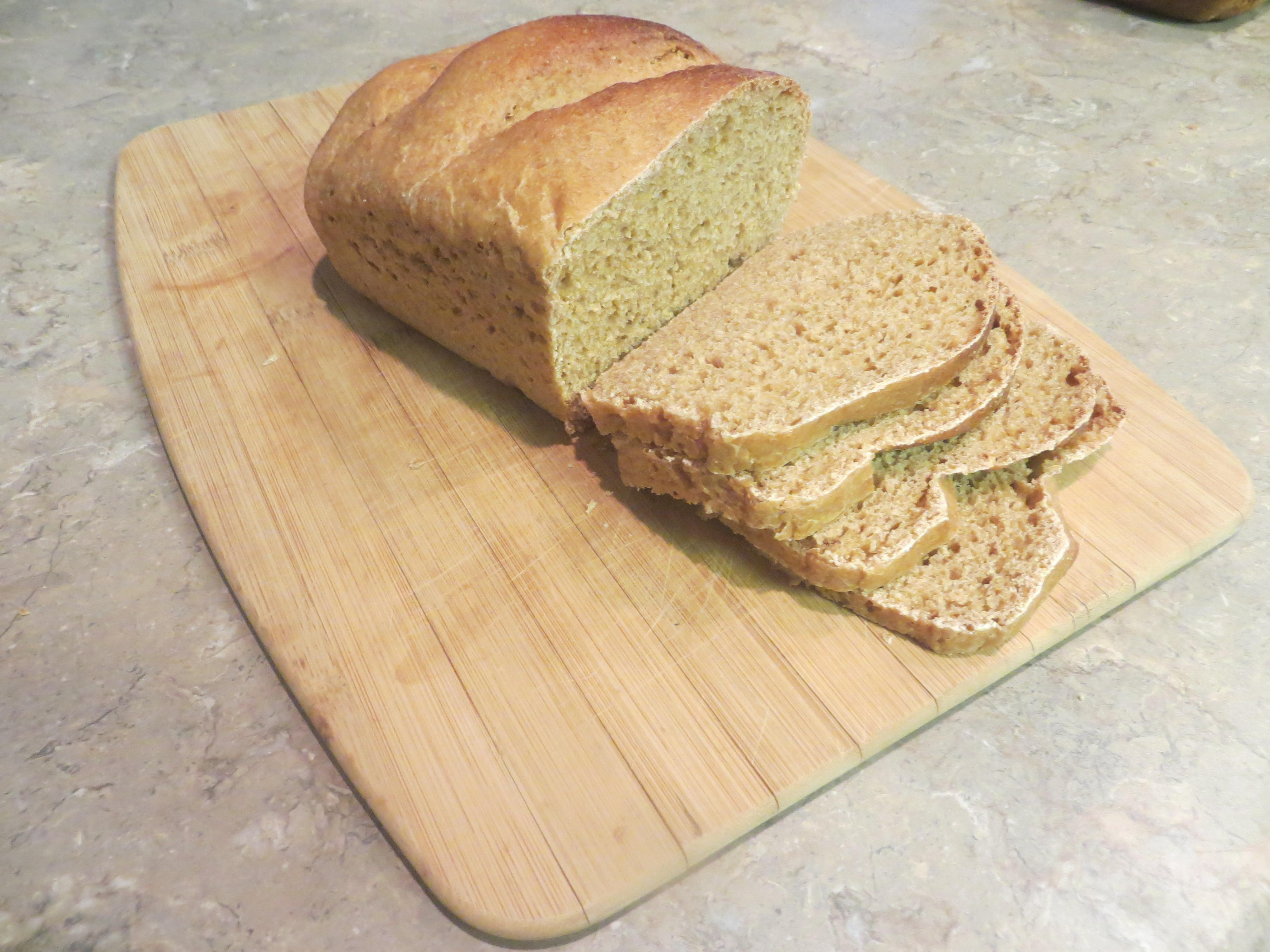 Einkorn Bread Recipe  Naturally Leavened Sourdough Einkorn Bread