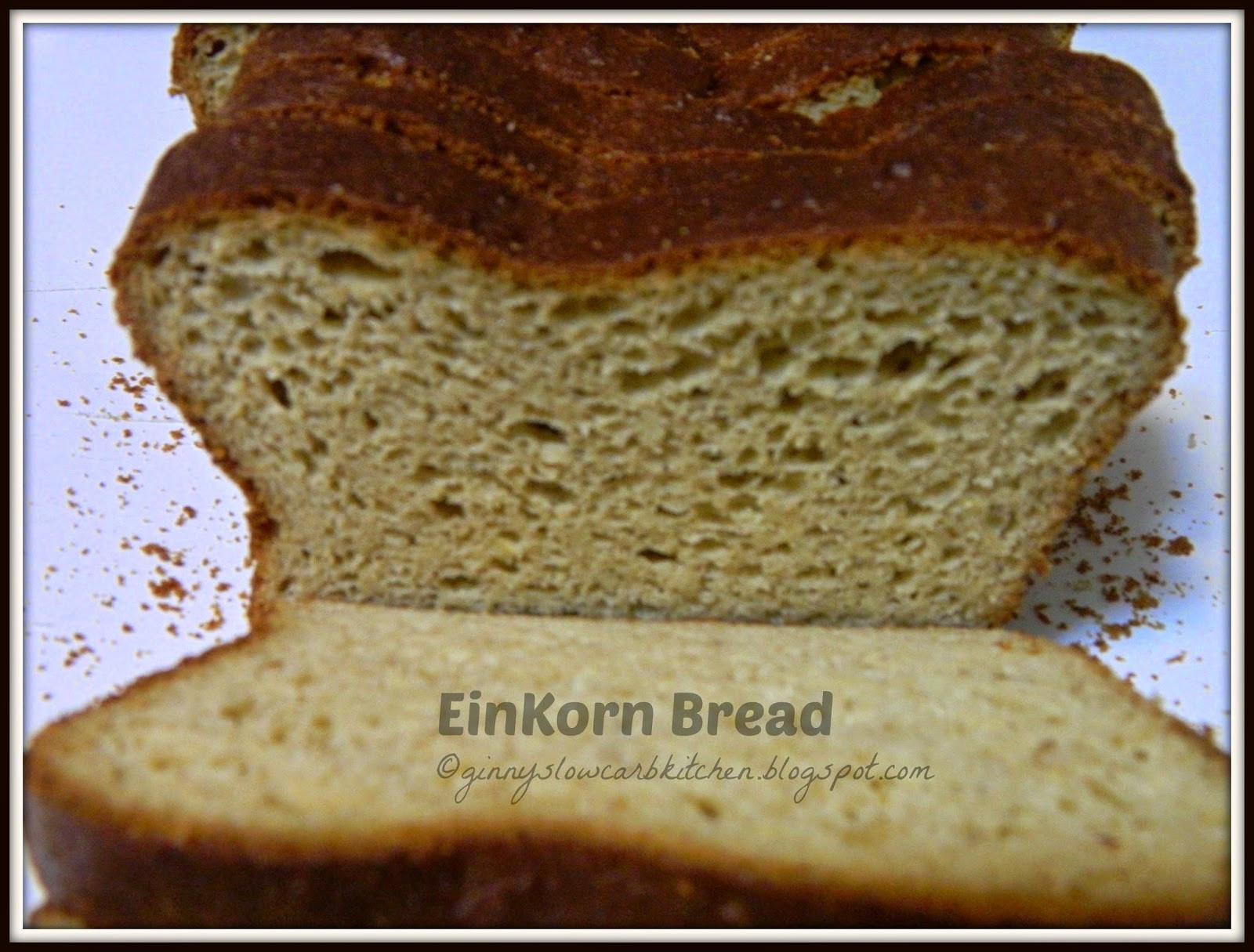 Einkorn Bread Recipe  Einkorn bread machine recipes Cook and Post