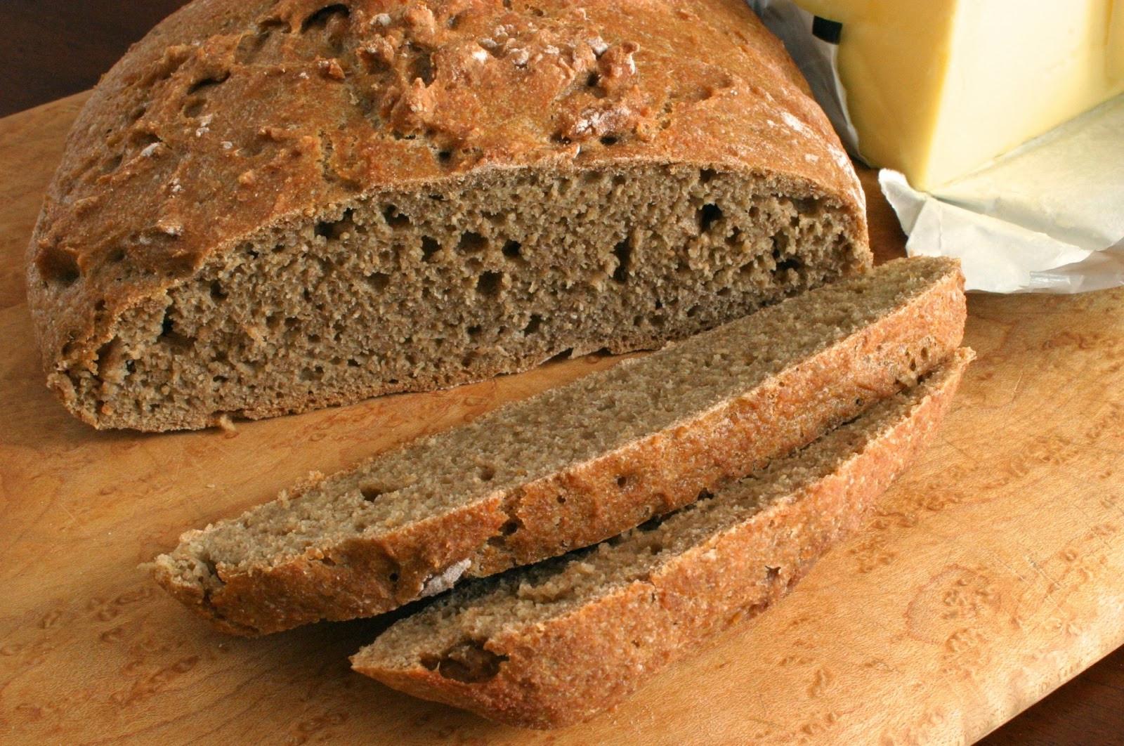 Einkorn Bread Recipe  Einkorn bread mechine recipes Cook and Post
