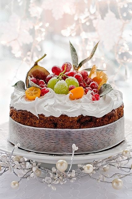 Elegant Christmas Desserts  1000 images about Christmas Desserts on Pinterest