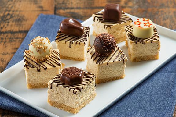Elegant Dessert Recipes  Tiramisu Cheesecake Bites