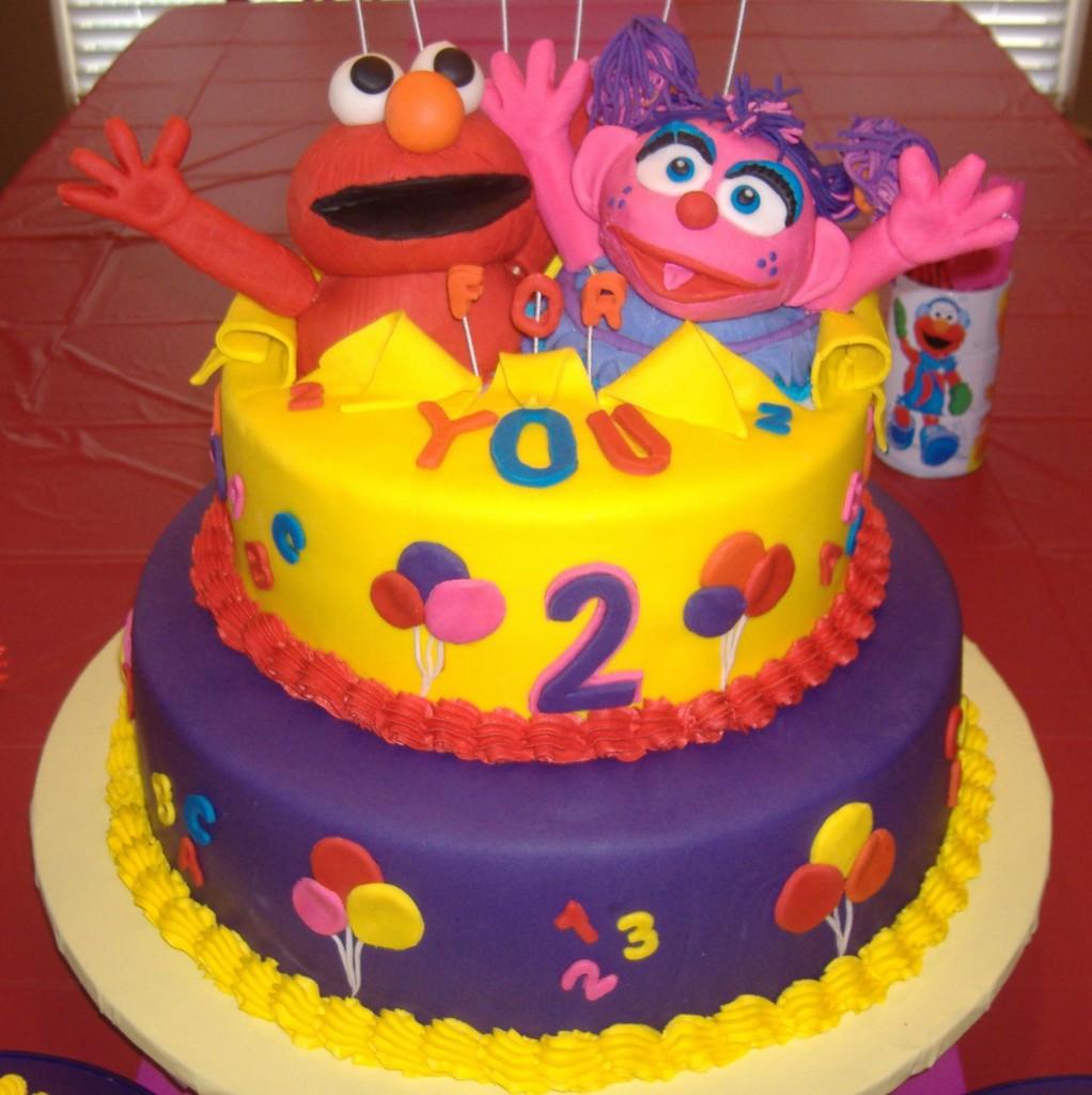 Elmo Birthday Cake  Elmo Cakes – Decoration Ideas