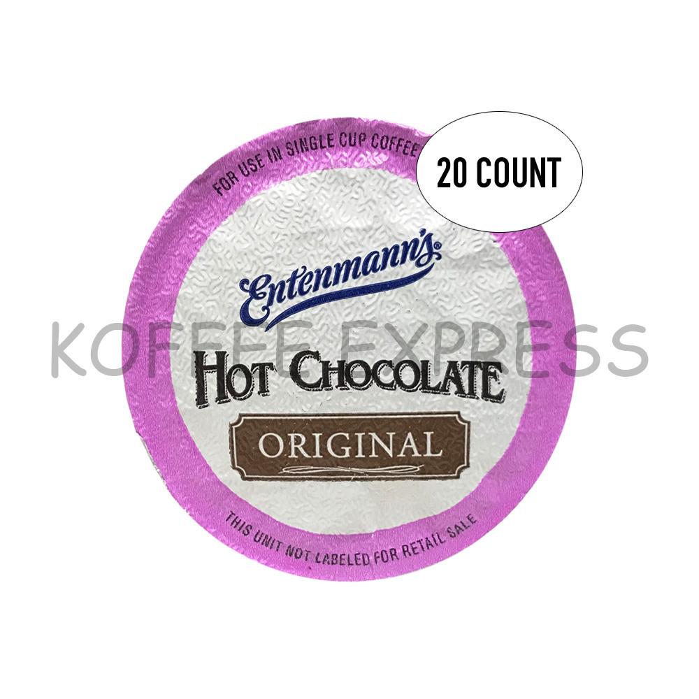 Entenmann'S Coffee Cake  ENTENMANN S HOT CHOCOLATE K CUPS FOR KEURIG 2 BOXES 24