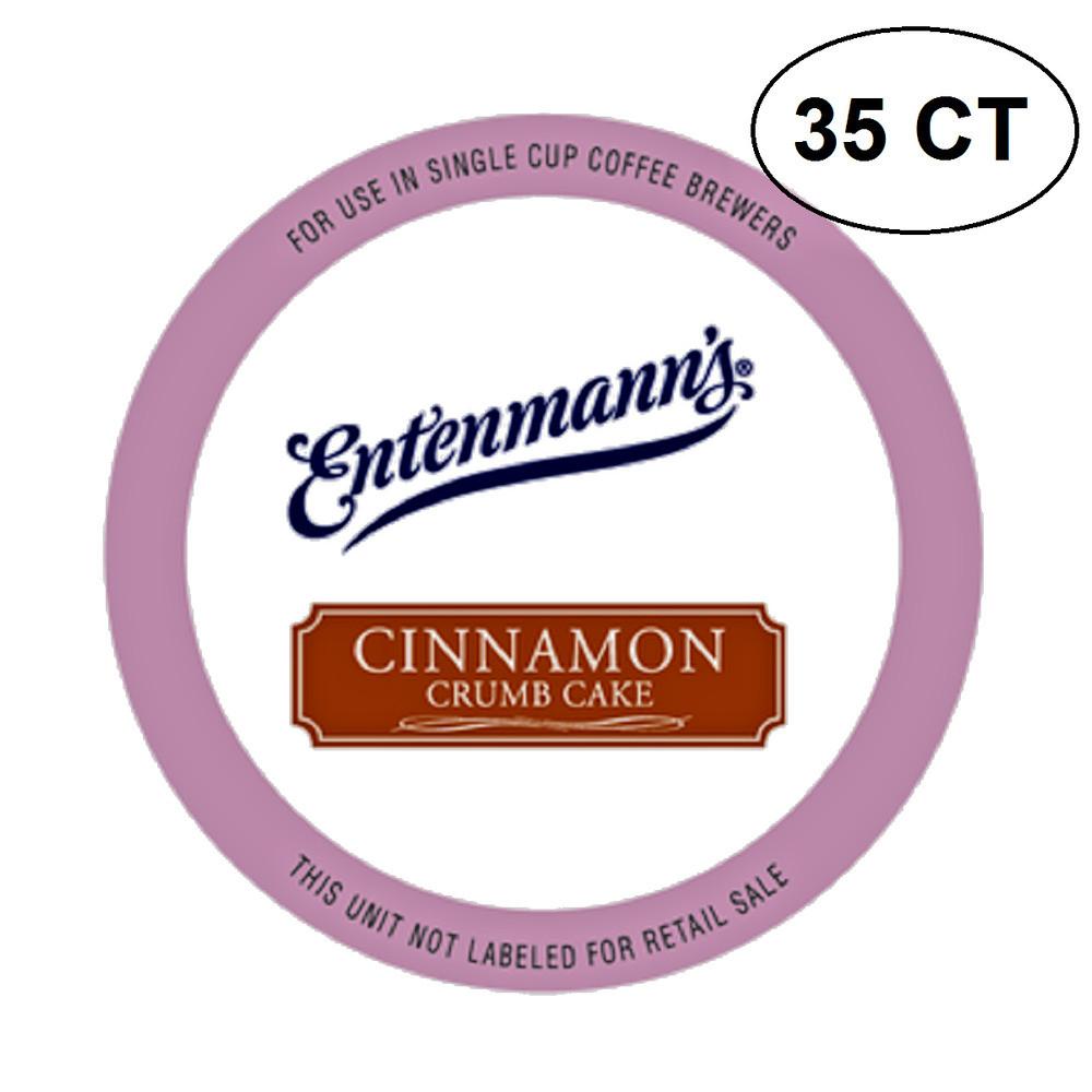 Entenmann'S Coffee Cake  ENTENMANN S COFFEE K CUPS FOR KEURIG 3 BOX S 30 CT