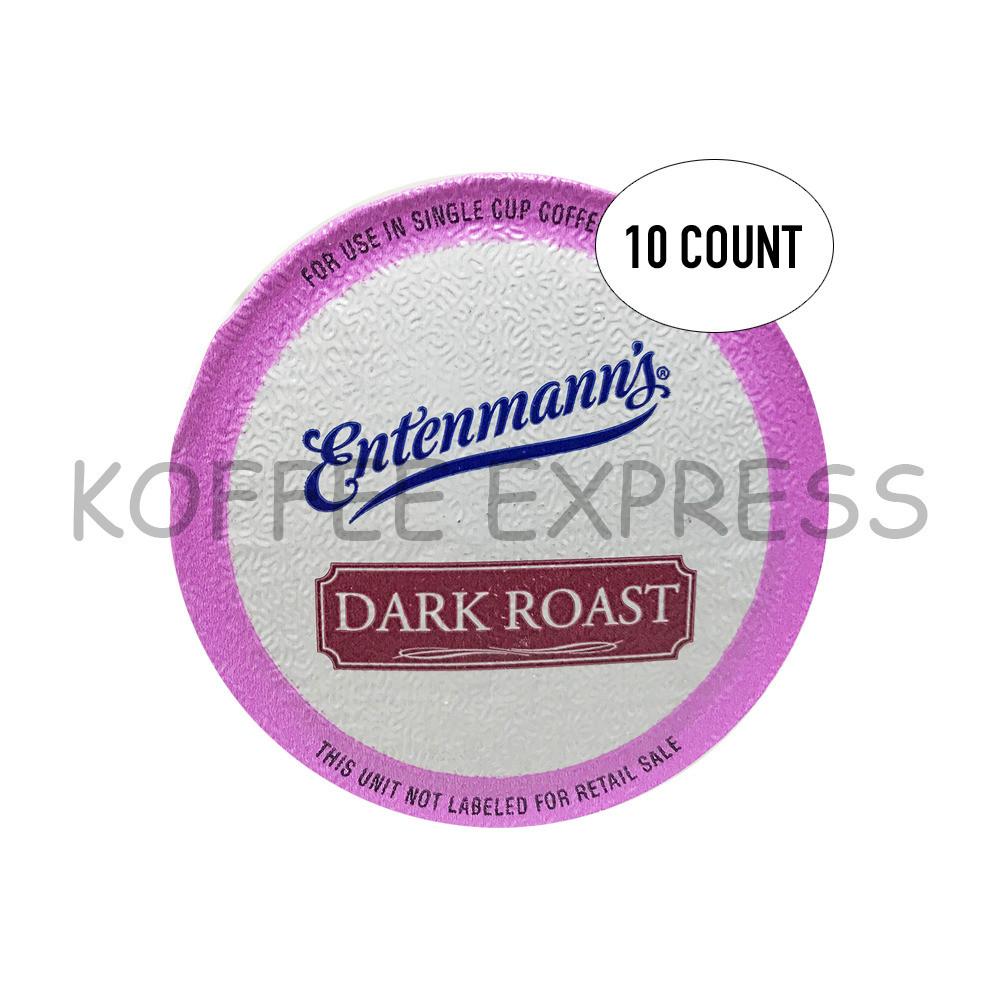Entenmann'S Coffee Cake  K CUPS FOR KEURIG DARK ROAST ENTENMANN S COFFEE