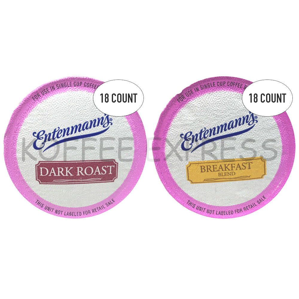 Entenmann'S Coffee Cake  ENTENMANN S COFFEE K CUPS 4 BOX S 2 DARK ROAST 2
