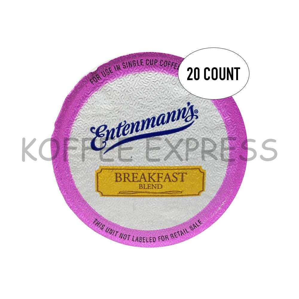 Entenmann'S Coffee Cake  ENTENMANN S COFFEE K CUPS FOR KEURIG 2 BOX S 20 CT