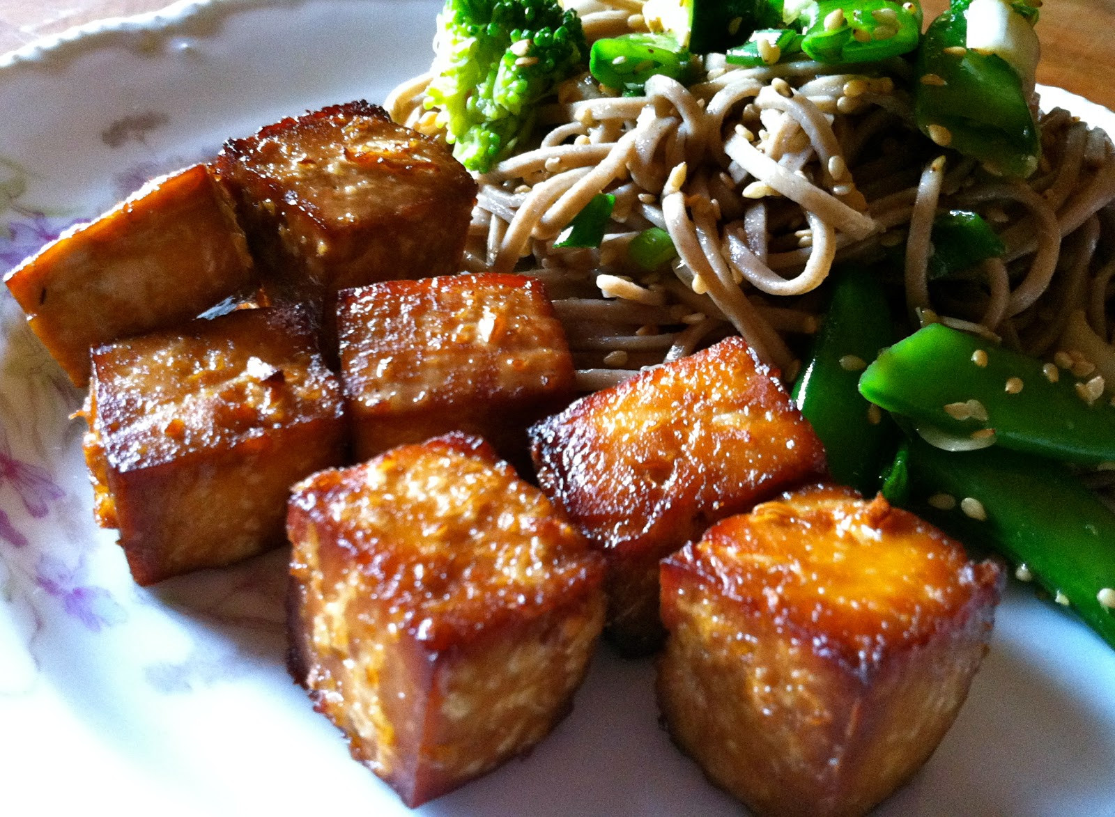 Extra Firm Tofu Recipes  Husband Tested Recipes From Alice s Kitchen Marinated