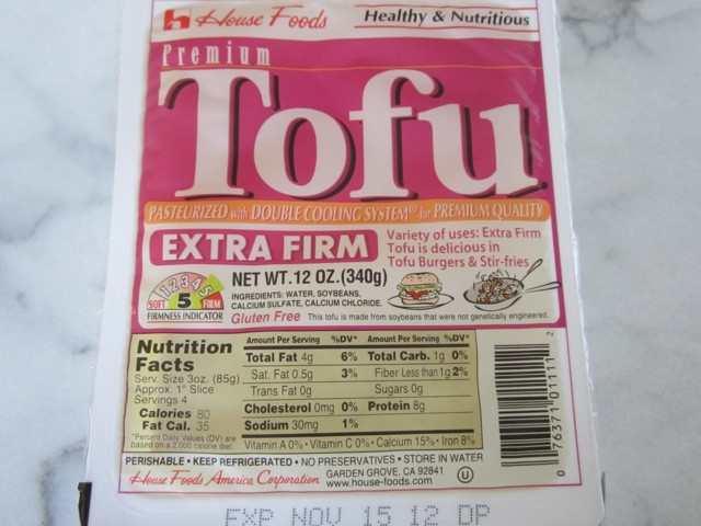 Extra Firm Tofu Recipes  Korean Style Fried Tofu with Green ion Sauce
