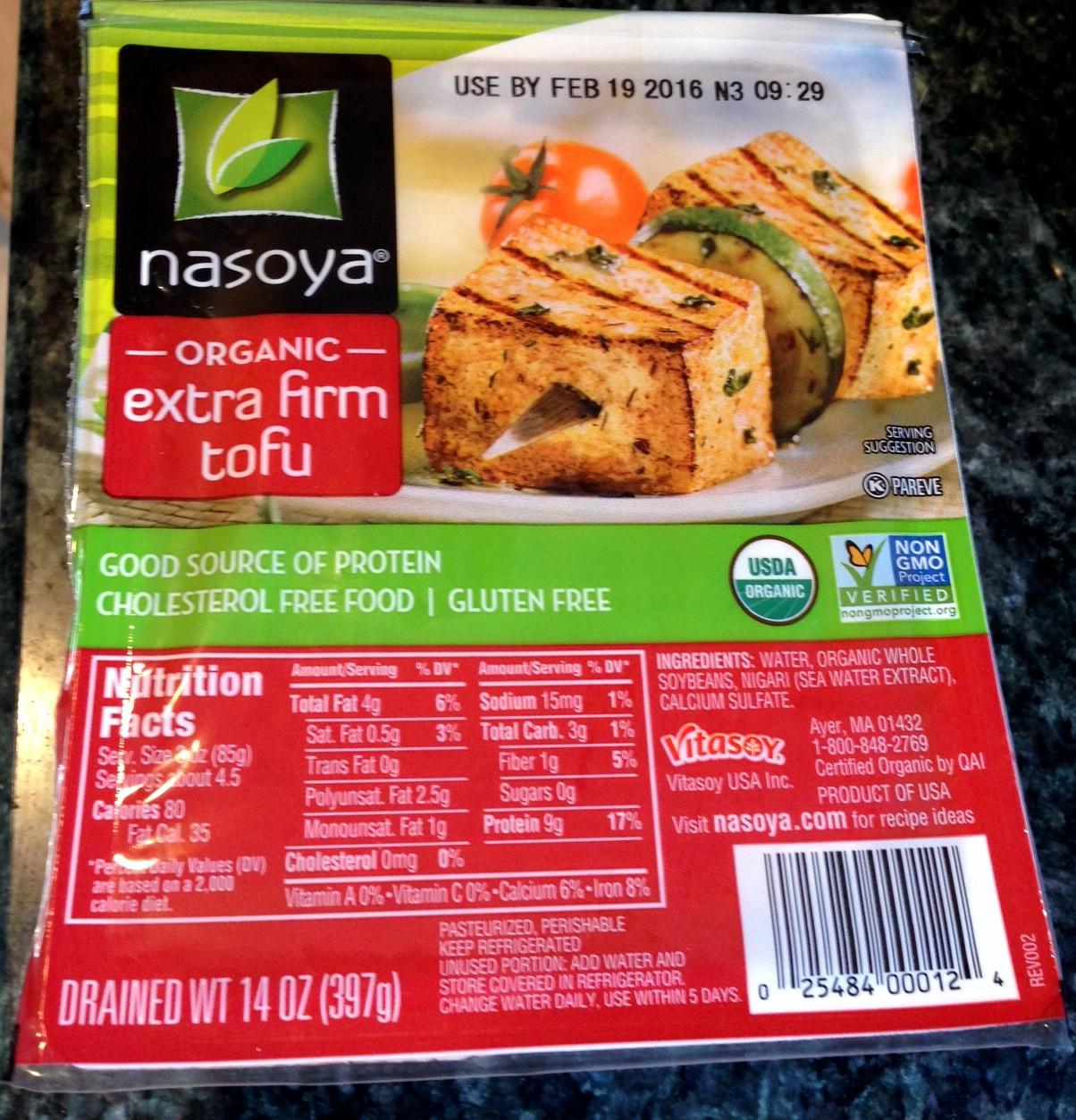 Extra Firm Tofu Recipes  Tofu Scramble