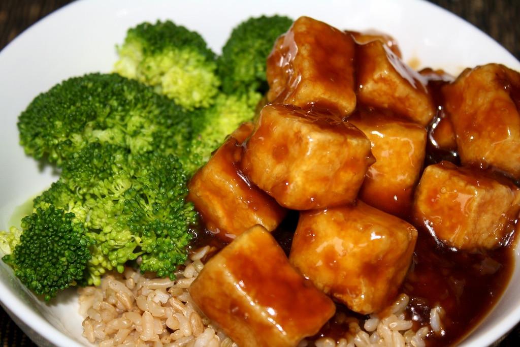 Extra Firm Tofu Recipes  Vegan Tofu Kangjung General Tso's Tofu Recipe