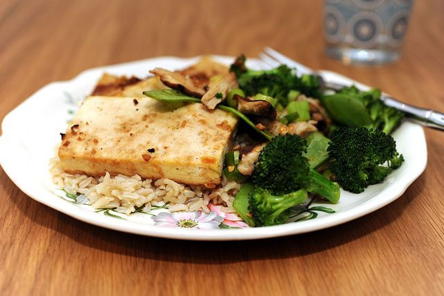 Extra Firm Tofu Recipes  Extra Firm Tofu With Snow Peas And Bean Sprouts Recipe