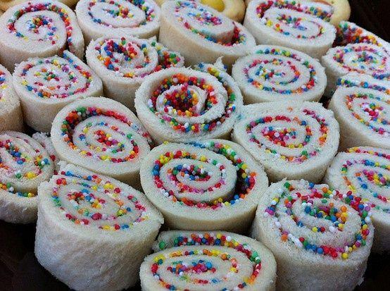 Fairy Bread Recipe  Check out Fairy Bread It s so easy to make