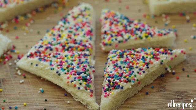 Fairy Bread Recipe  fairy bread