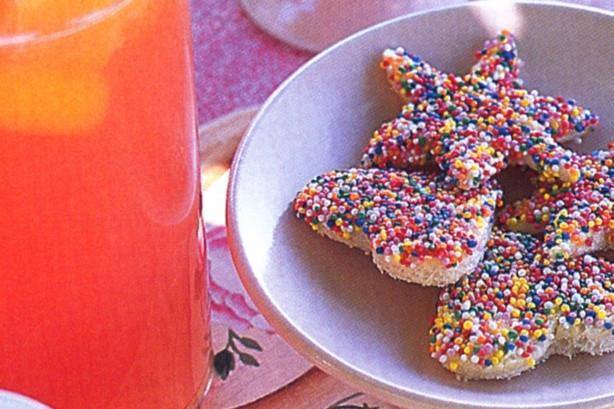 Fairy Bread Recipe  Fancy Fairy Bread Recipe Taste