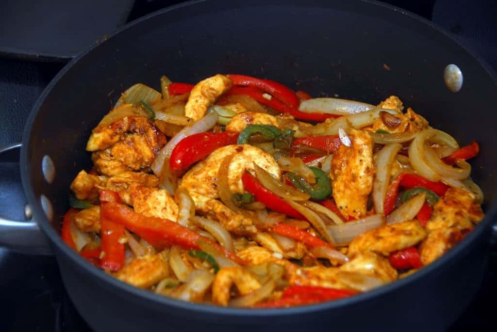 Fajitas Recipe Chicken  Best Chicken Fajita Recipe