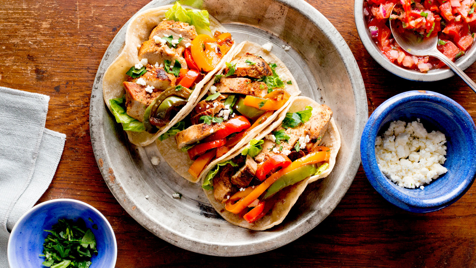 Fajitas Recipe Chicken  Chicken Fajitas Recipe NYT Cooking