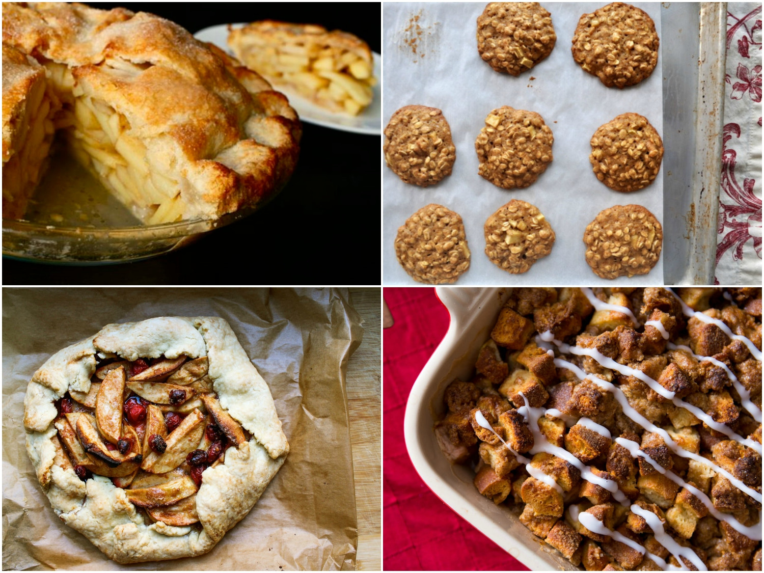 Fall Apple Desserts  16 Fall Perfect Apple Desserts to Get You Back in Baking