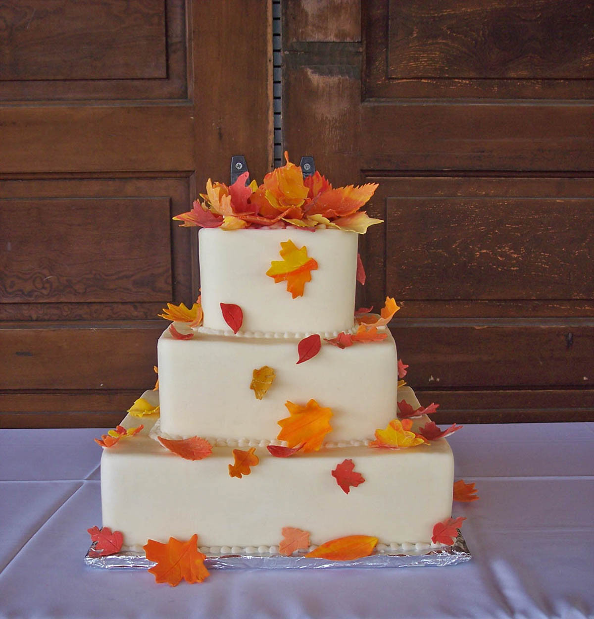 Fall Wedding Cakes  GAME Build a fall themed wedding NWR Chit Chat