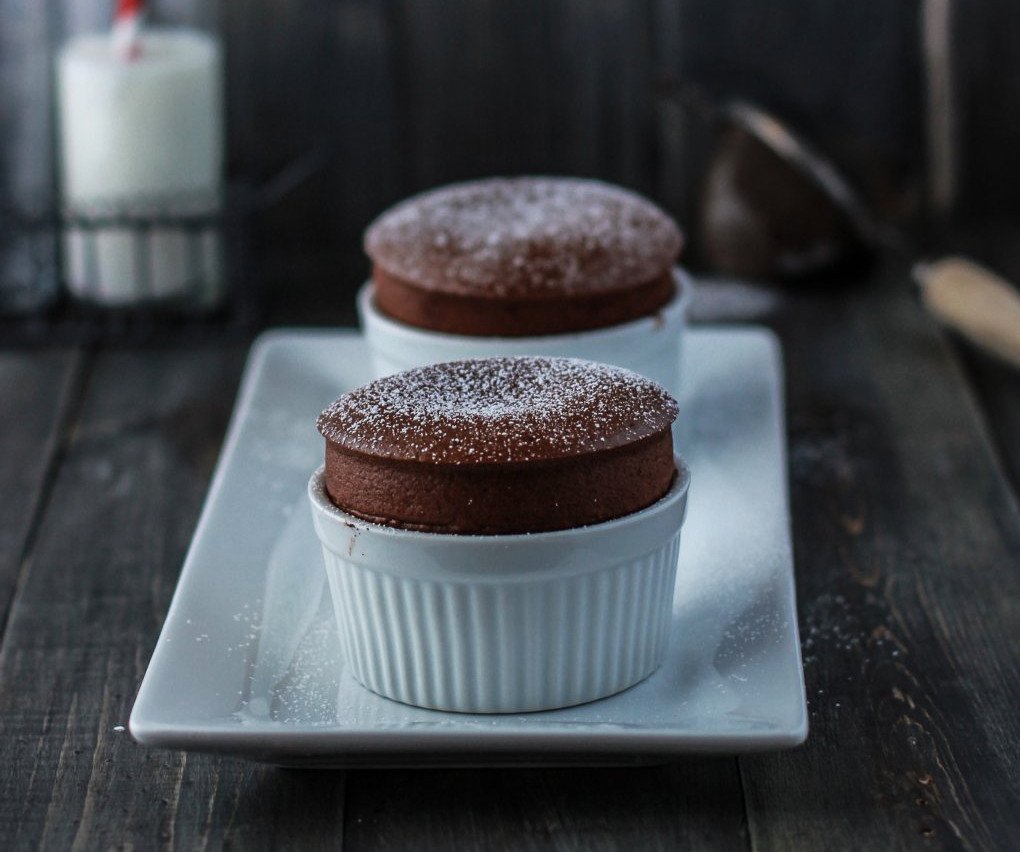 Famous French Desserts  Classic Chocolate Soufflé – Honest Cooking
