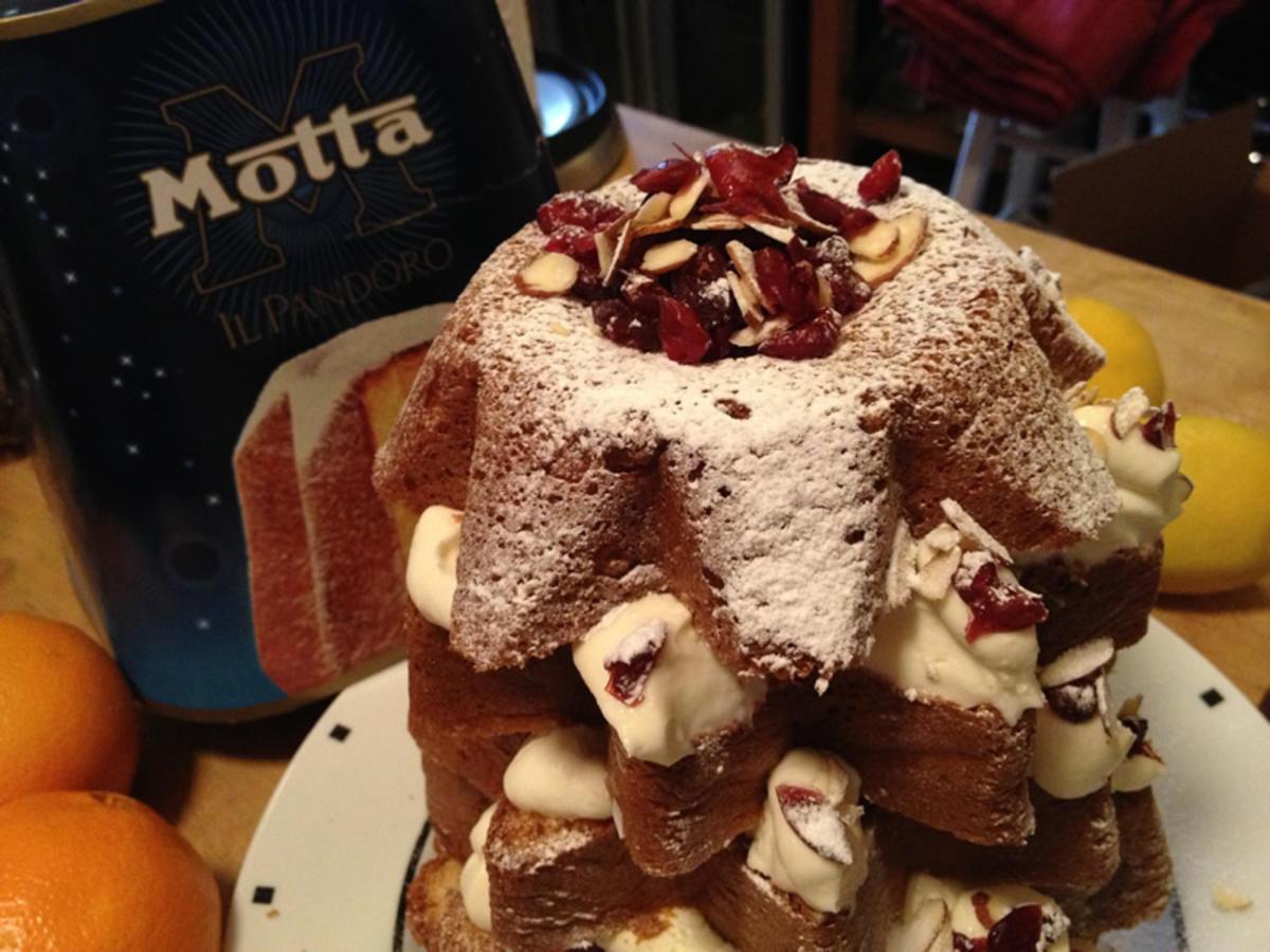 Fancy Christmas Desserts  Italian Sweet Bread Be es Fancy Holiday Dessert