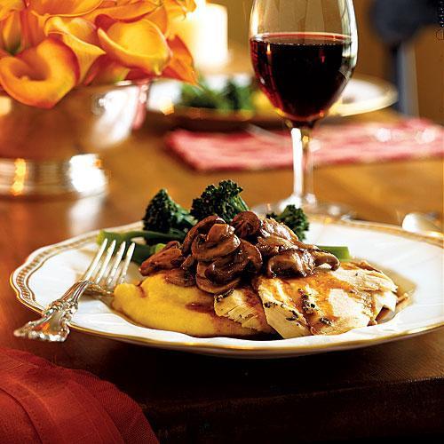 Fancy Dinner Recipes  Elegant Chicken Recipes Cooking Light