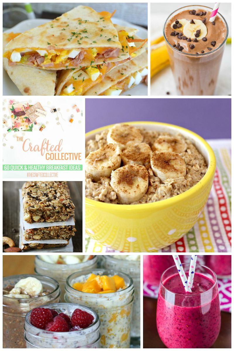 Fast Breakfast Recipes  sweet healthy breakfast recipes