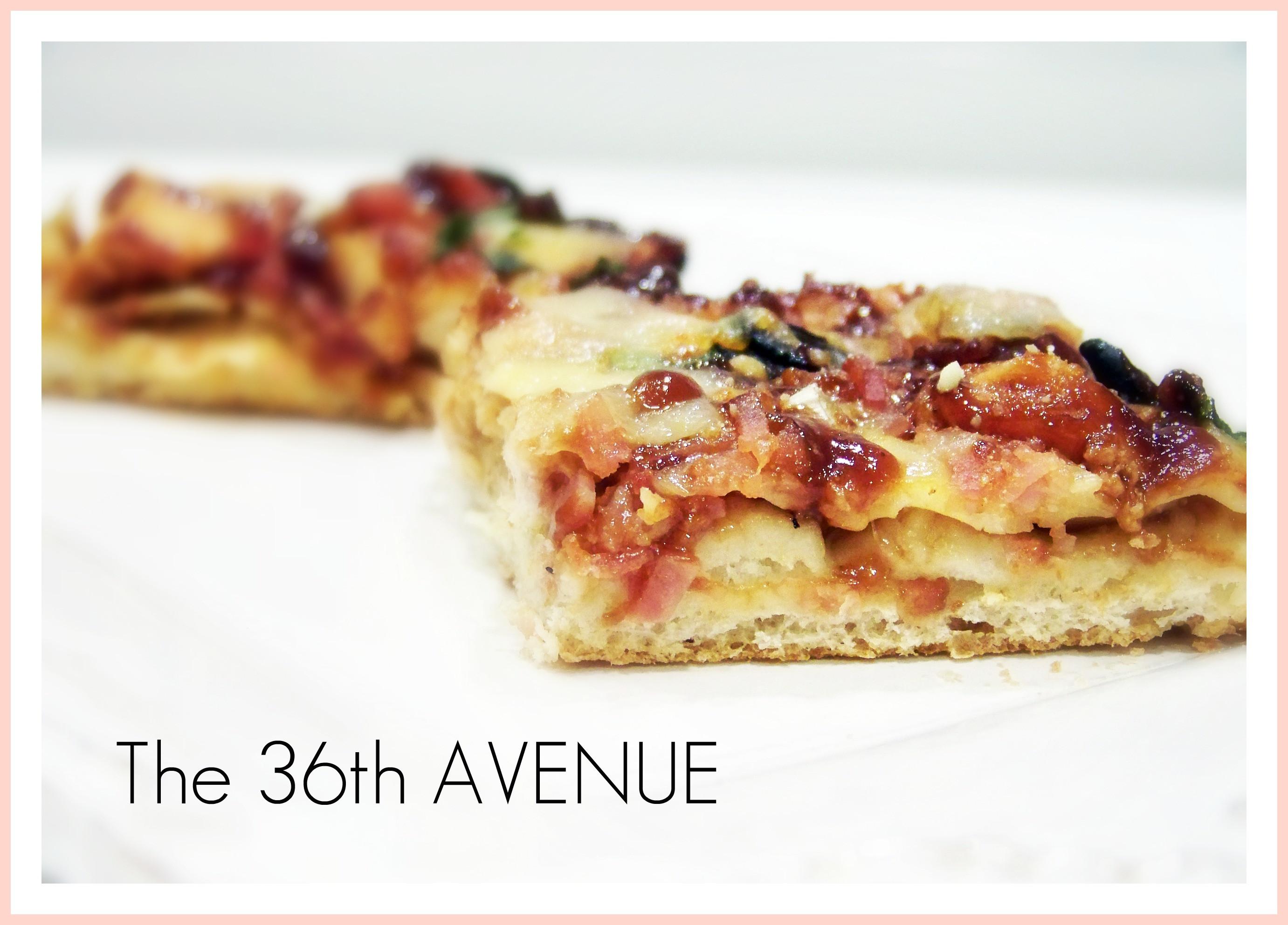 Fast Pizza Dough  Barbecue Pizza & Quick Pizza Dough The 36th AVENUE