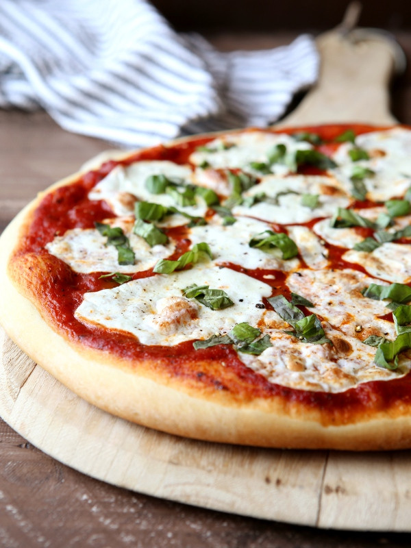 Fast Pizza Dough  Quick and Easy Pizza Dough pletely Delicious